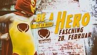 Be a HERO mit Ed Mash@Wildwechsel