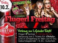 Flügerl Freitag + Gabalier Tickets Verlosung@Maurer´s