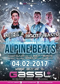 Alpine Beats@Gassl