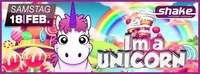 I´m a Unicorn@Shake