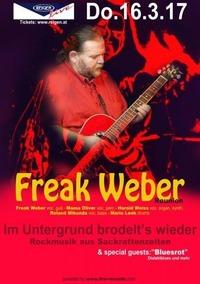 Freak Weber Reunion & Gäste - Session@Reigen