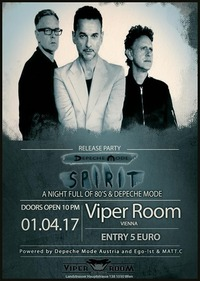Depeche Mode Release Party - Spirit@Viper Room
