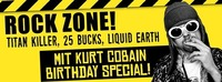 ROCK ZONE! mit Kurt Cobain Birthday Special@Viper Room
