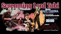 Lord Tobi & The Phantoms LIVE im Café Carina@Café Carina