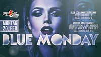 BLUE Monday@Sugarfree