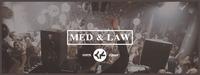 Med & Law - Sa 25.02. – SIP4a Afterparty@Chaya Fuera