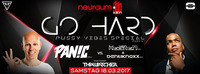 GO HARD - Pussy Vibes Special with Panic & Tha Watcher@SALON at Neuraum