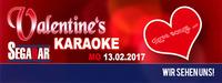 Valentines'S Karaoke@Segabar Imbergstrasse