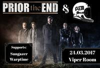 AVEM und PRIOR the END - Supports: Sungazer, Warptime@Viper Room