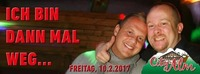 Martins Abschieds Party@City Alm