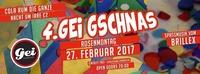 GEI Gschnas am Rosenmontag im GEI Musikclub, Timelkam@GEI Musikclub