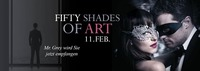 Fifty Shades Of Art@Club Alpha