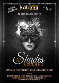 50 Shades Masquerade Ball/DJ Mustanol@Salzbar