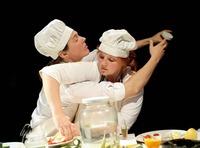 Romeo & Julia - Liebe und Tod in der Küche@Odeïon Salzburg