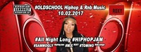 Hiphopjam ROXY 10/02/17@Roxy Club