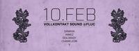 10/02 - Vollkontakt Sound@Fluc / Fluc Wanne