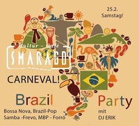 Brasilianische Tanznacht@Smaragd