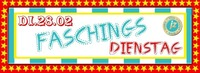Faschingsdienstag - Die Faschingsparty in Perg!@Jederzeit Club Lounge