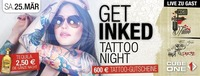 Cube One - Get Inked Tattoo Night@Cube One