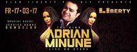 Adrian Minune LIVE on Stage / Club Liberty@derHafen