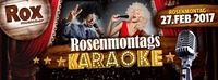 Rosenmontags Karaoke@Rox Musicbar Linz