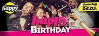 Happy Birthday@be Happy