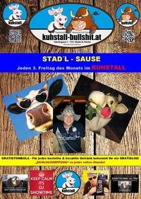 3. Freitag des Monats im Kuhstall - Stadl Sause@Kuhstall