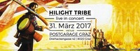 Hilight TRIBE live in concert@Postgarage