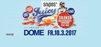 Juicy Special - Silento Live - Fr 10.3. at Praterdome@Praterdome
