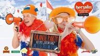 Oranje Party Part 1@Nightzone Zillertal