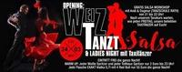 Opening: Weiz Tanzt Salsa! & Ladies Night Mit Taxitänzer!@Tollhaus Weiz