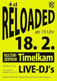 4cl Reloaded@Kultur- Und Sportzentrum