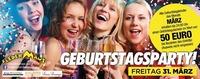 DEINE 50.- EURO Geburtstagsparty!@Fledermaus Graz