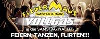 Vollgas in die Samstag NACHT – Feiern,tanzen,flirten!@Fledermaus Graz