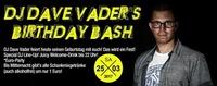 Dj Dave Vader's Birthday Bash@Almrausch Weiz