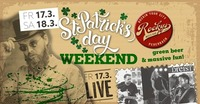 St. Patrick´s day - Weekend!@Rockys Music Bar