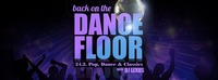 Back on the Dancefloor - Pop, Dance & Classics@Weberknecht