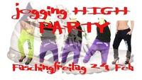 Jogging HIGH party@Disco Apollon