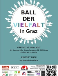 2. Ball der VIELFALT@Kammersaal Graz