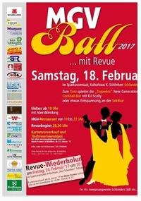 MGV -Gala mit Revue@Kulturhaus Karl Schönherr