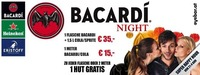 Bacardi-Night@Discothek Evebar