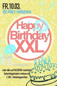 XXL Birthday Party@Mausefalle Lienz