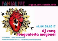 Lengualerta aus Mexico@Fania Live