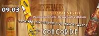 Desperados Promo Night@Discothek Concorde
