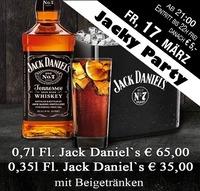 Jacky Party@Partymaus Wörgl
