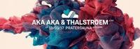 LUFT & LIEBE mit AKA AKA & Thalstroem live / Pratersauna@Pratersauna