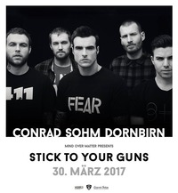 Stick To Your Guns / 30. März 2017 / Conrad Sohm@Conrad Sohm
