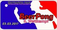 BeerPong  II. Wettkampf@Havanna Bar