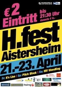 Hallenfest Aistersheim@Hallenfest