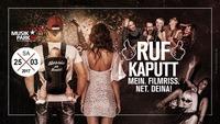 Ruf Kaputt - mein Filmriss, net deina!@Musikpark-A1